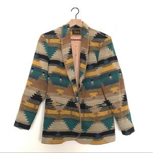 Vintage David Paul Blazer size S